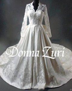 Kate_Middelton wedding dress