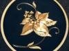 Karahana, Gold work Japanese embroidery