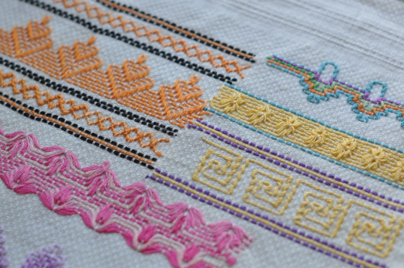 Swedish Embroidery Kenya Embroiderers Guild